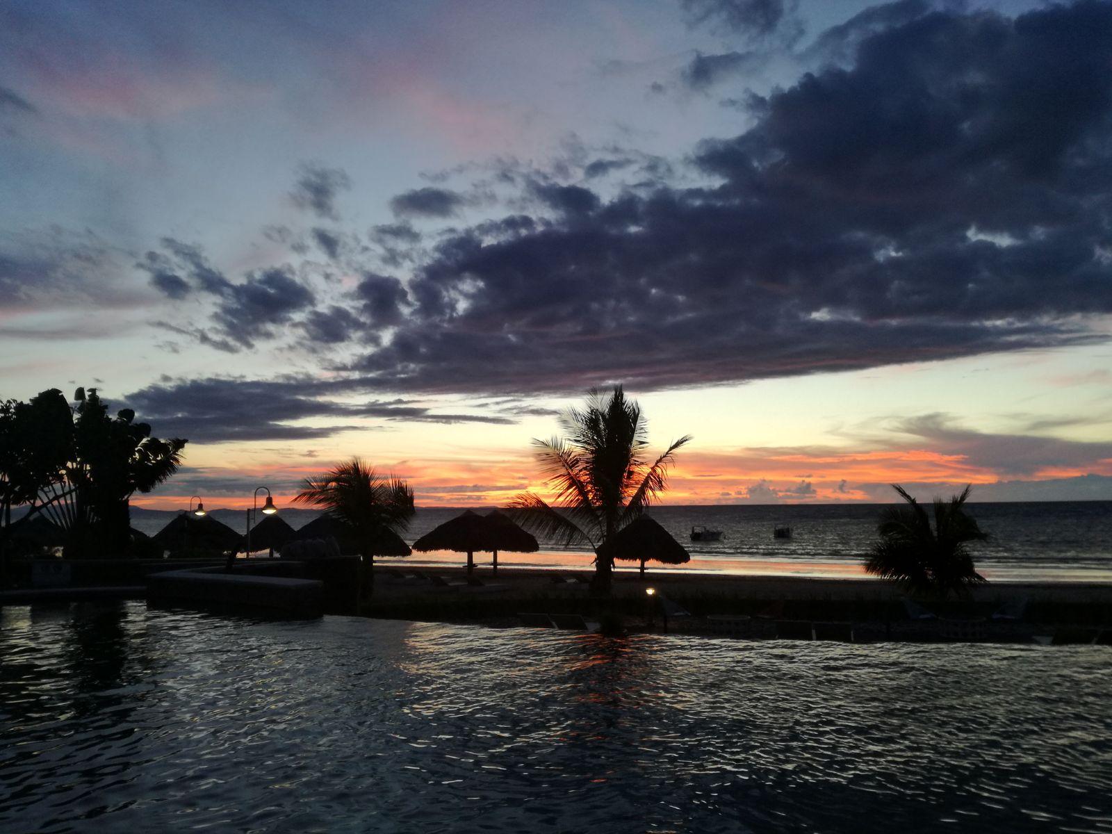 tramonto malgascio